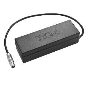Akku-Pack TiCad CarboCad