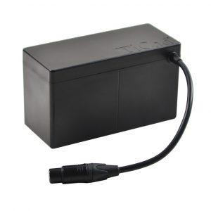 Sportowa bateria TiCad – min. 36 dołków